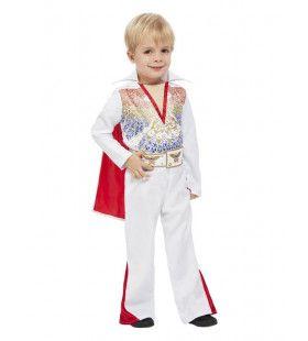 Elvis De Pelvis Rock N Roll Kind Kind Kostuum