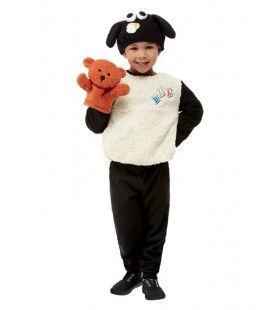 Shaun Het Nooit Mekkerende Schaap Kind Kind Kostuum
