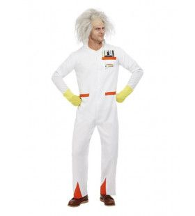 Back To The Future Doc Man Kostuum