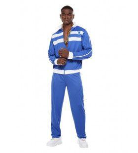 Tokkie Trainingspak Nelis Man Kostuum
