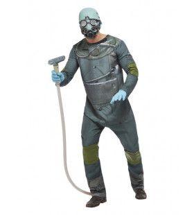 Chernobyl Giftige Stoffen Man Kostuum