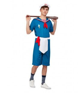 IJs Matroos Man Kostuum