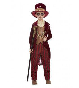 Voodoo Arts Medicijnjongen Kostuum