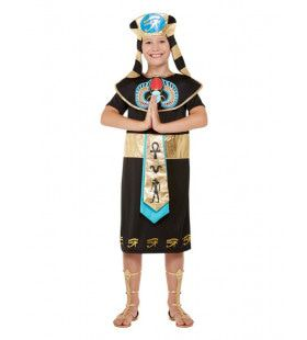 Deluxe De Eeuwige Egyptenaren Jongen Kostuum