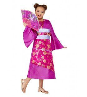 Geisha Meisjes Jurk