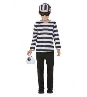 Klassieke Boef Kind Kostuum