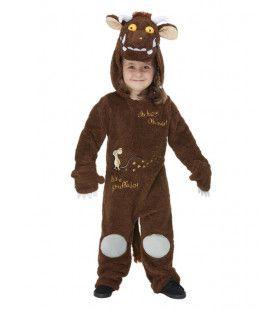 Goedaardig Monster Van Het Bos Gruffalo Kind Kostuum