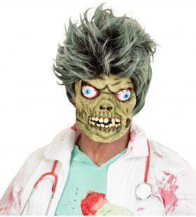 Halfgezicht Masker Zombie Killing Spree