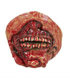 Bloederige Zombie Mond Masker