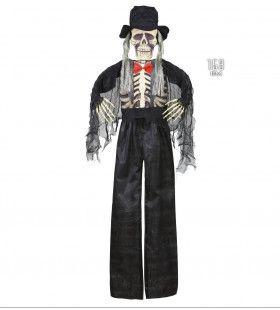 Decoratieve Bruidegom Skelet, 153cm