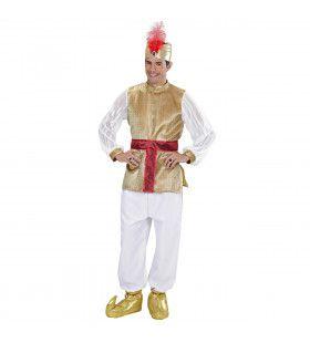 Rijke Sultan Man Kostuum