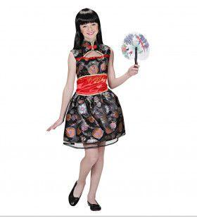 Hip Chinees Meisje Kostuum