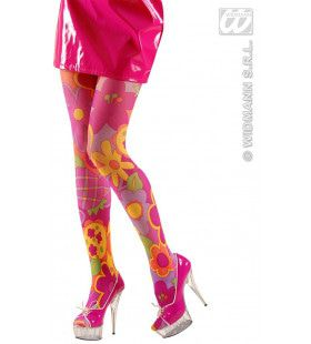 Panty Flower Power, Rose XL