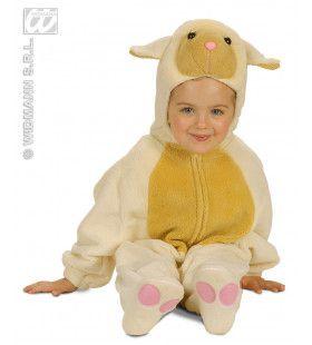 Baby Lammetje Kostuum