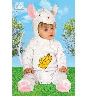 Baby Muis Snuffie Kostuum