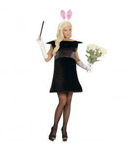Magische Bunny Tovertruc Vrouw Kostuum