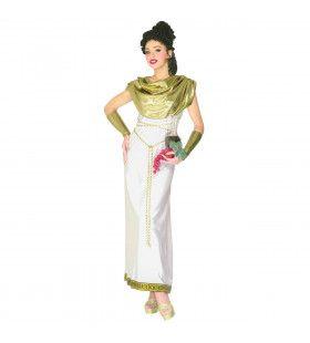 Olympia Griekse Schone Kostuum Vrouw