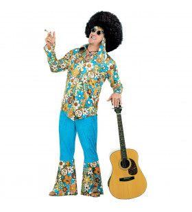 Hippie Man Luxe / Love Not War XL Kostuum