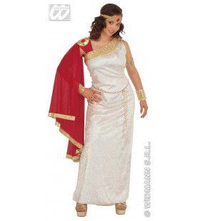 Keizerlijke Dame Lucilla, Fluweel Kostuum Vrouw