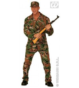 American G.i. Joe XL Kostuum Man