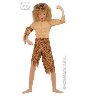 Jungle Jongen Tarzan Kostuum