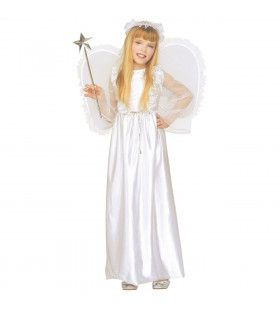 Engel Luxe Kind Teen Angel Kostuum Meisje