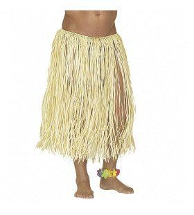 Hawaiirokje Naturel Kostuum