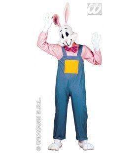Funny Konijn Kostuum Man