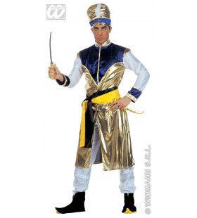 Indiase Maharadja Kostuum Man