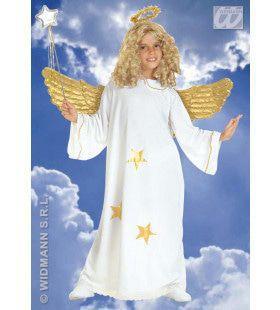 Schattige Engel Hemels Kostuum Meisje