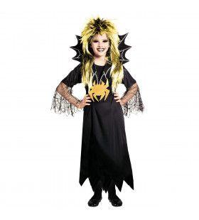 Rocking Spidergirl Kostuum Meisje