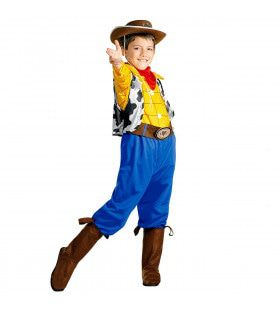 Billy Boy Toy Story Kostuum Jongen