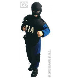 Special Police Mr Arrest Kostuum Jongen