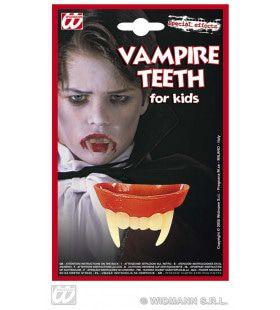 Tanden Vampier, Kind