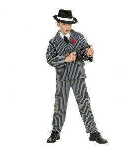 Gangster Jongen, Al Capone Kostuum