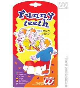 Komische Tanden