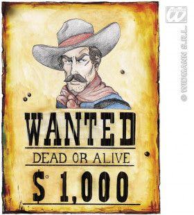 Bord Wanted
