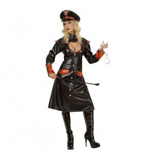 Corporaal Afstraffing Miss Sm Kostuum Vrouw