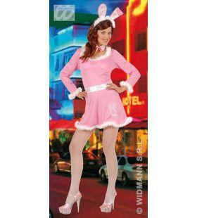 Pink Bunny, Rose Kostuum Vrouw
