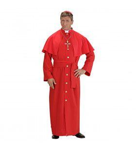 Kardinaal Rood Santiago De Compostela Kostuum Man
