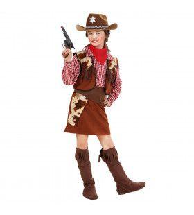 Cowgirl Kind Renegade Kostuum Meisje