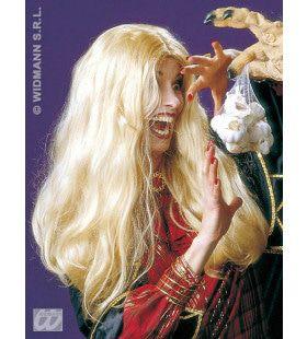 Pruik, Heks Morgana Blond