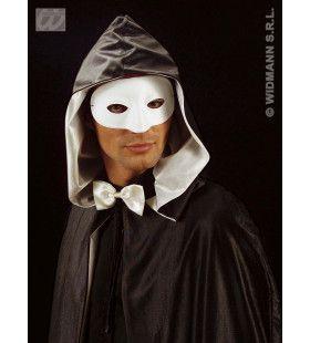 Oogmasker Maskerade Wit