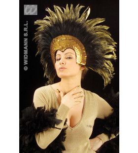 Hoofdbedekking Moulin Rouge