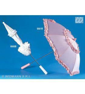 Paraplu Wit, 72cm