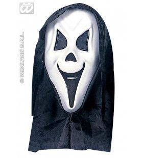 Masker Geest Met Kap, Onzichtbare Ogen In Kleur