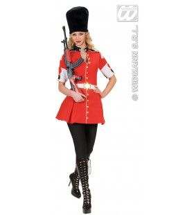 Royald Gard Dames Beefeater Kostuum Vrouw