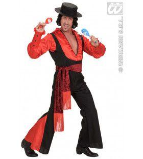Spanjaard Senor Rumba Kostuum Man