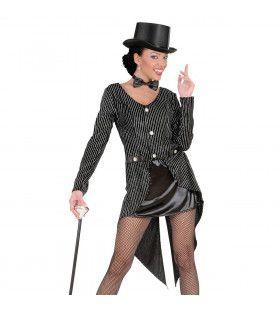 Frackjas Glitter Vrouw Moulin De Paris