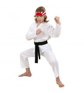 Karate Kid Japan Kostuum Jongen
